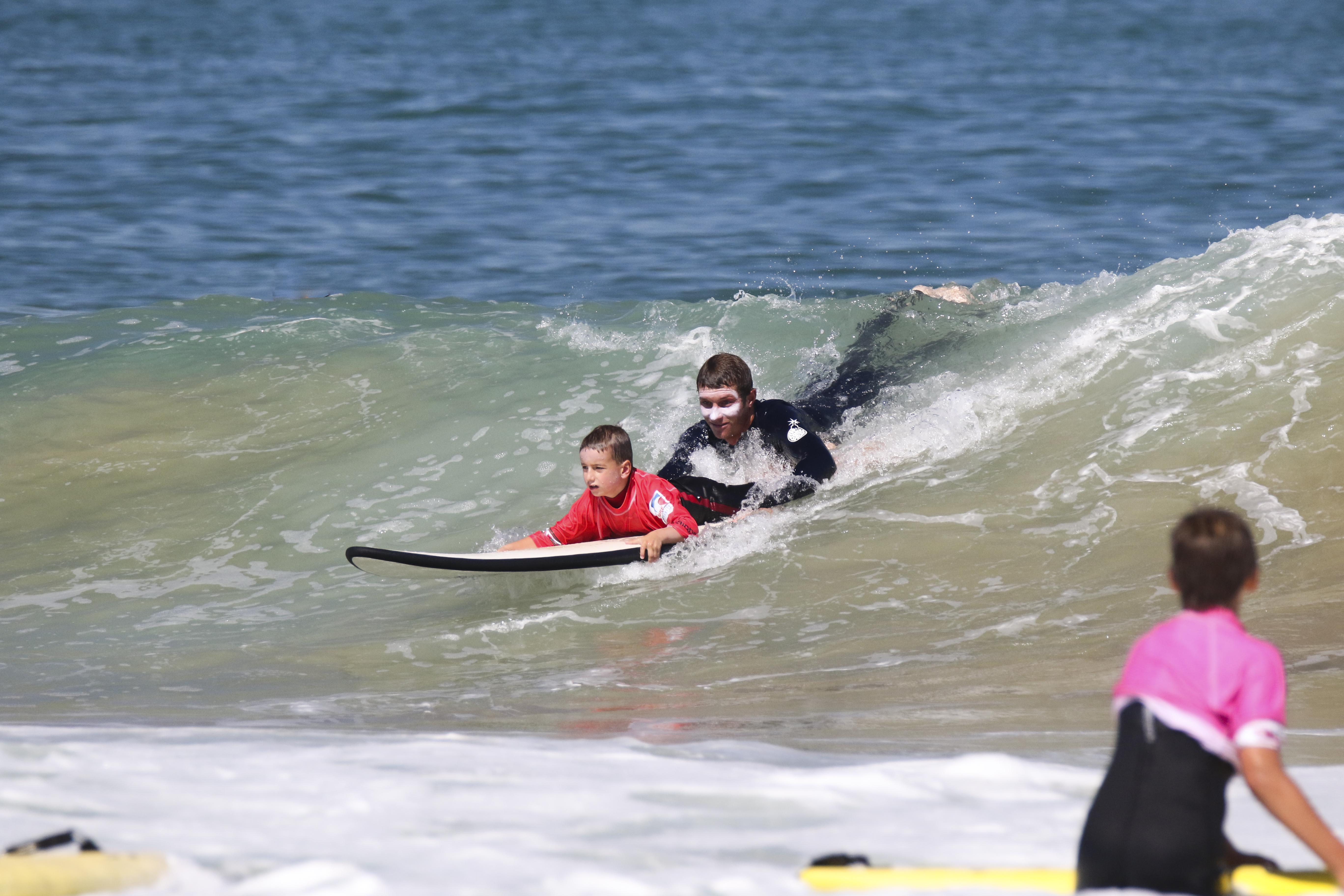 Une école de Surf pour petits et grands - Anglet, Pays Basque