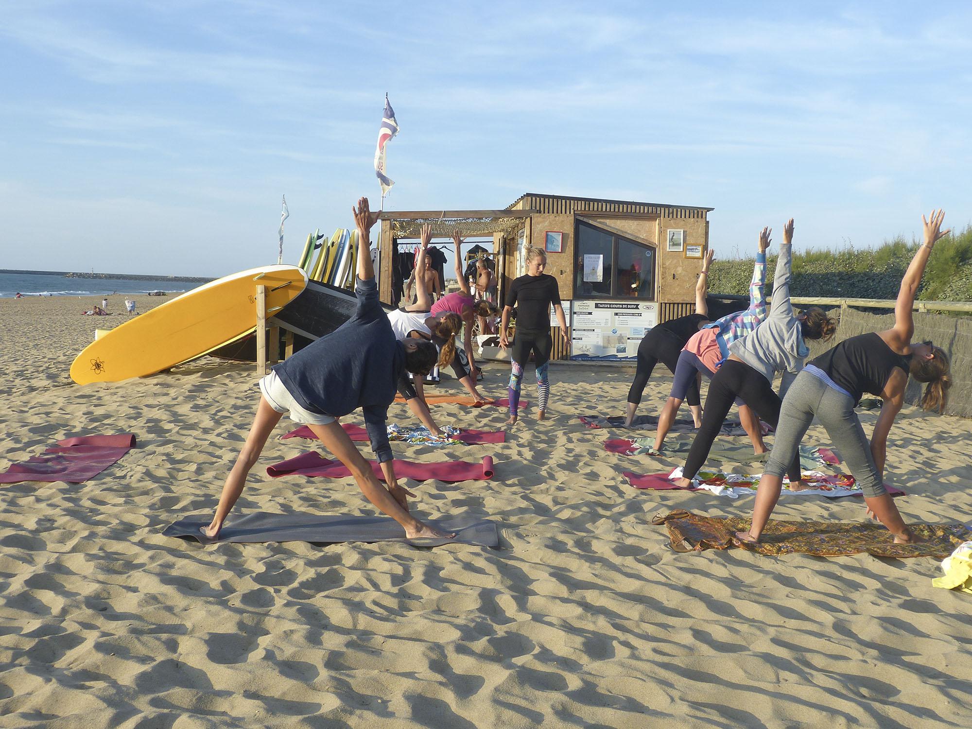 Stage & retraite - école de Surf  - Anglet, Pays Basque